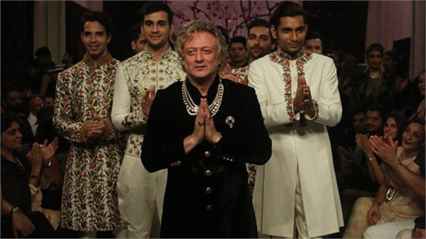 designer rohit bal arrested in delhi