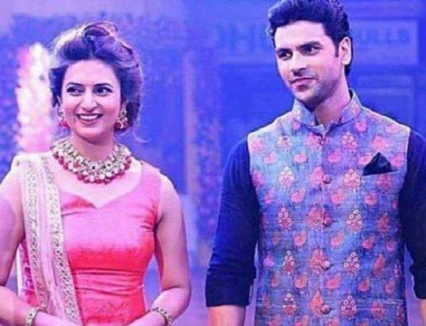 divyanka tripathi vivek dahiya play garba in indore