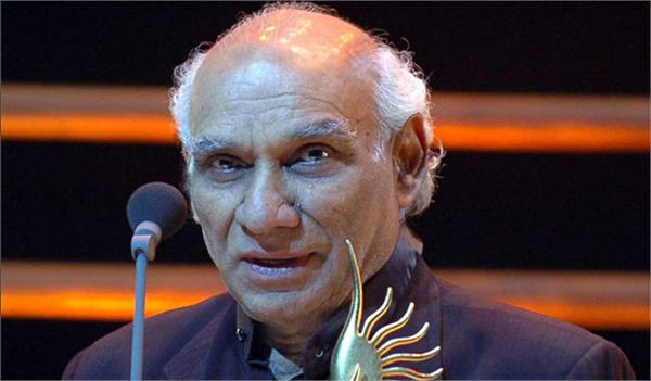 yash chopra known for making romantic films