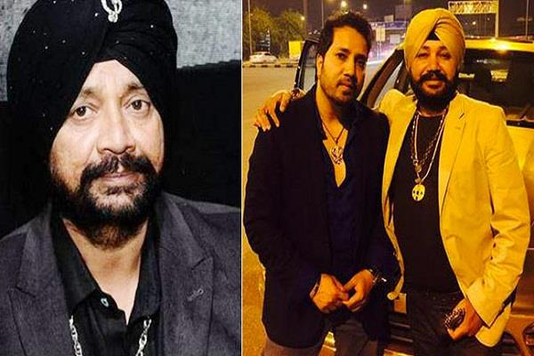 mika singh elder brother amarjeet singh passes away