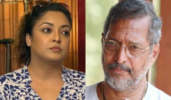 tanushree dutta file a police complaint against nana patekar