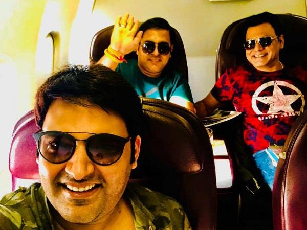 kapil sharma start the shooting of kapil sharma show season 2