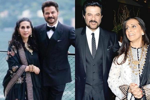 anil kapoor and sunita kapoor love story