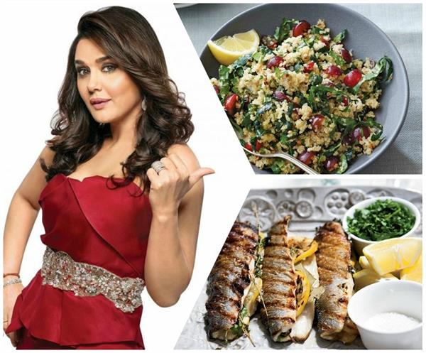 preity eat these 5 things to stay fit and healthy