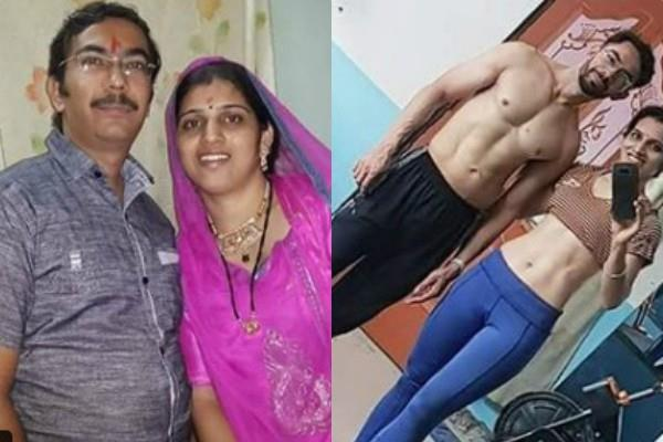 jodhpur couple incredible body transformation