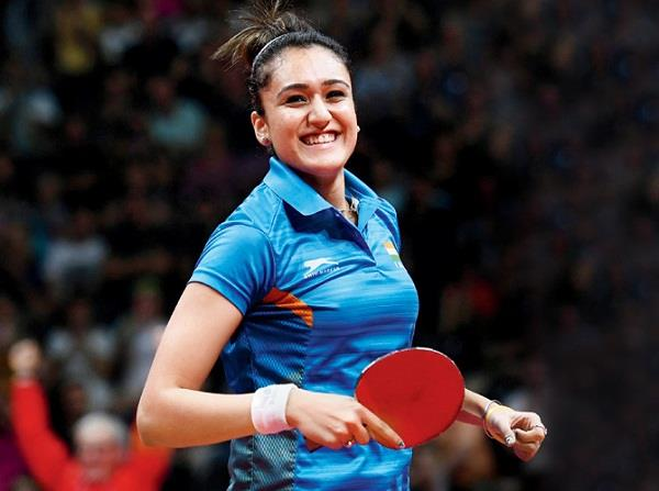 manika batra world ranking improved reached top 50 tweeted happiness