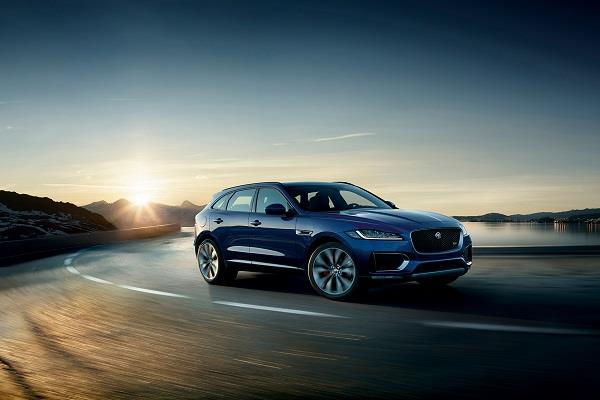 2019 jaguar f pace petrol launched in india