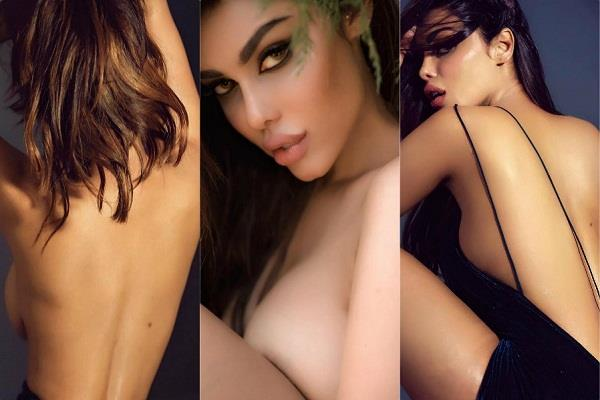 gizele thakral share bold pictures