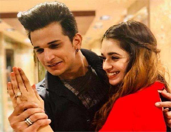 prince narula and yuvika chaudhary latest photoshoot