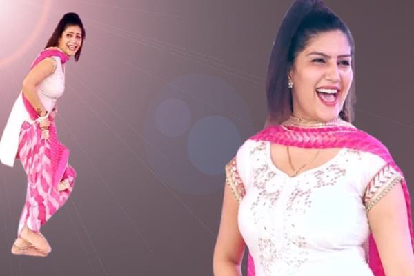 sapna chaudhary nagin dance video viral