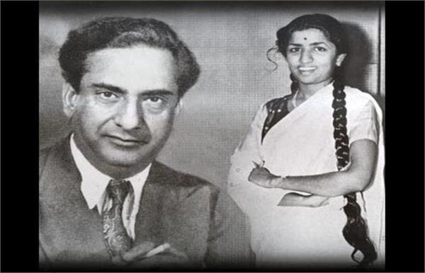 ghulam haider recognised lata mangeshkar s talent