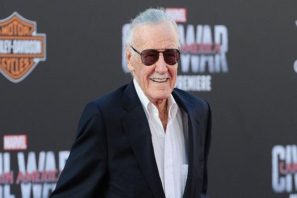 marvel comics writer and editor stan lee dead