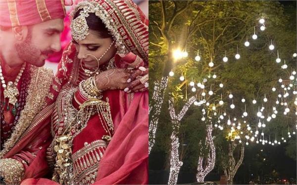 deepika padukone grand welcome post wedding at ranveer singh house