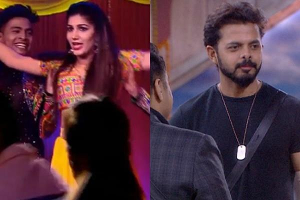 housemates enjoy diwali mela and sreesanth become new captain