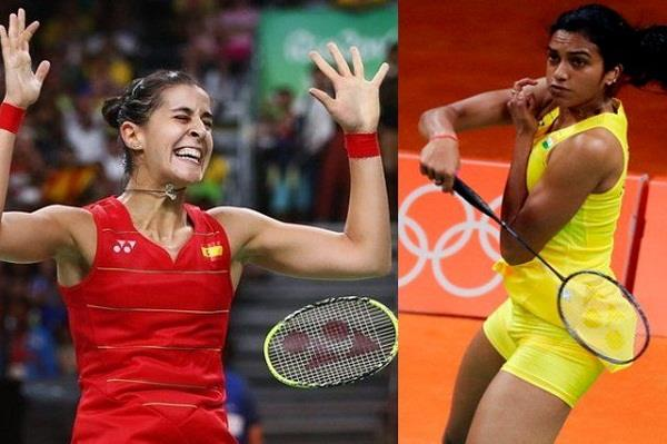 sindhu and marin will face to face in first match of pbl