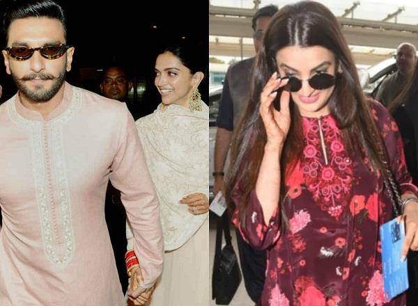 deepveer spotted at airport with family