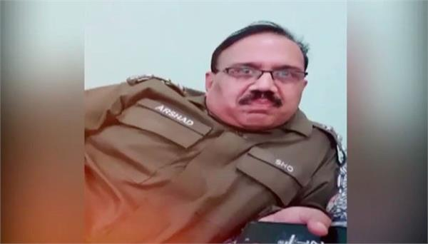police officer  gets suspended after dance video goes viral