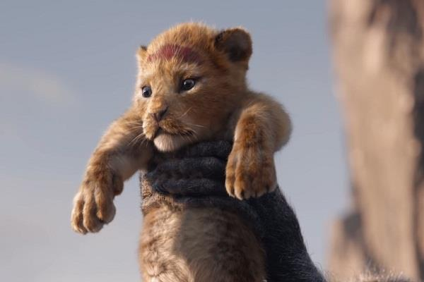 teaser trailer of the lion king
