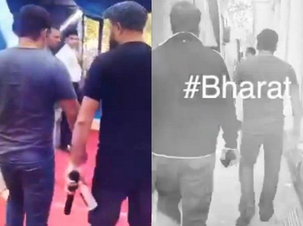 salman khan film bharat shooting in delhi