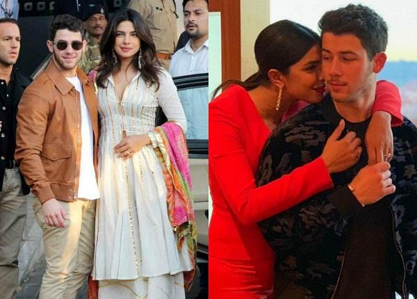 priyanka chopra and nick jonas marriage details