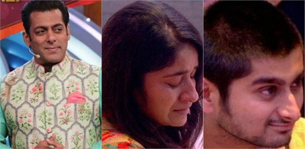 salman angry on deepak and surbhi for mocking jasleen and anup relationship