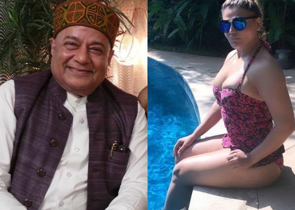 rakhi sawant want to bath with anup jalota