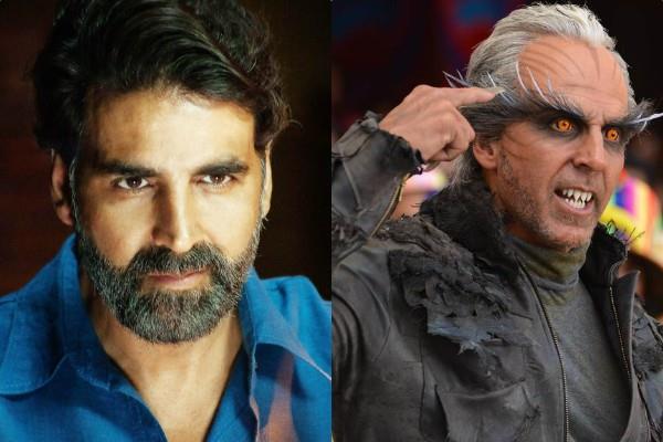 akshay kumar replaced international actor in movie 2 0