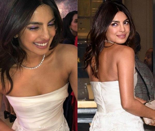 priyanka chopra bridal shower look cost more than 9 5 crore