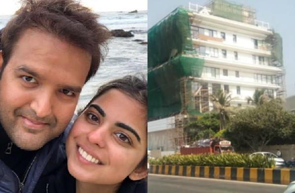 anand piramal buy a bungalow for isha ambani