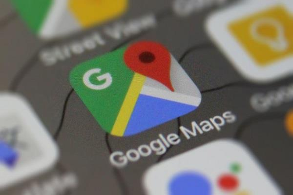 google maps latest allows users to share live location