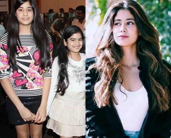janhvi share emotional video on khushi kapoor birthday