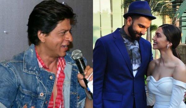 'जीरो' के ट्रेलर लॉन्चिंग पर दीपिका-रणवीर की शादी पर बोले किंग खान, कहा-वो जिंदगी का लुत्फ उठाएंगे