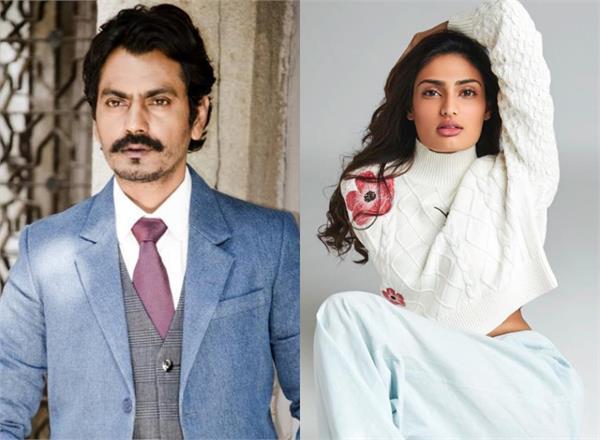 athiya shetty evasive on film with nawazuddin