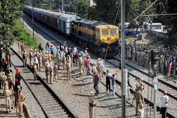 amritsar train accident magistrate inquiry report submit punjab home secretary