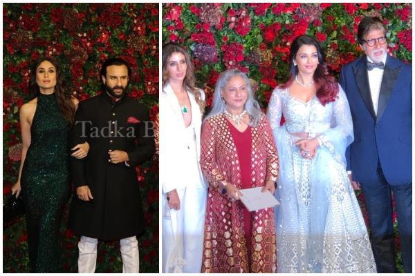 deepika padukone ranveer singh mumbai third wedding reception live updates