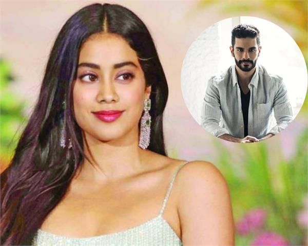 jahnvi kapoor will work with angad bedi