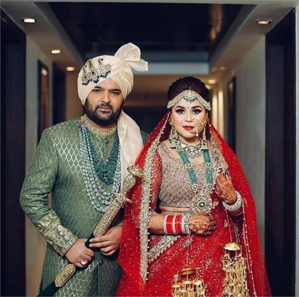 kapil sharma and ginny s wedding updates