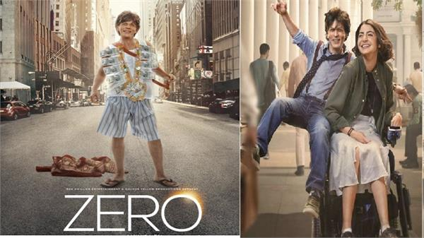 shahrukh khan movie zero