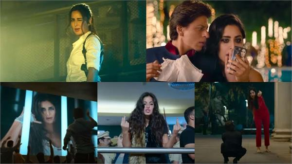 shahrukh khan s movie new song release