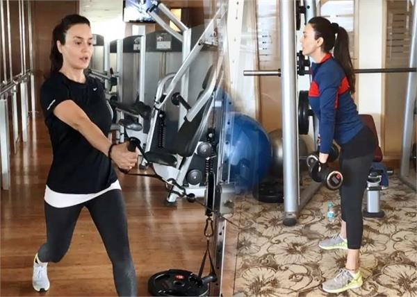 preity zinta gave fitness tips to control weight in festive season