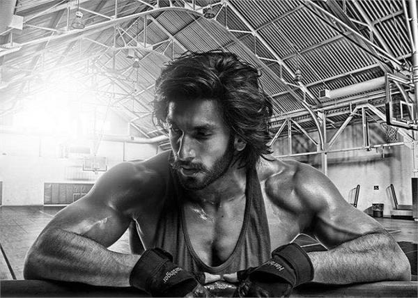 bollywood actor ranveer singh fitness secret