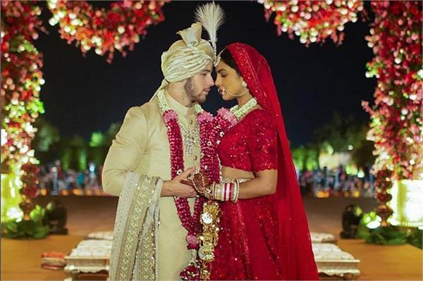 priyanka nick are honeymoon in oman