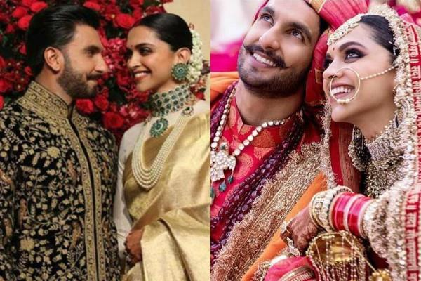 deepika padukone reveals that she and ranveer singh got engaged four years ago