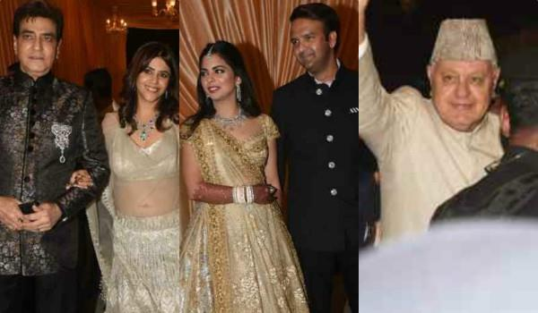 isha ambani anand piramal wedding reception