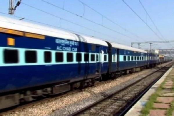 sonepat train engine fails accident collapses