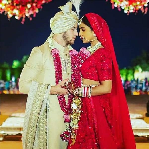 priyanka chopra nick jonas wedding more details about the bride s lehenga