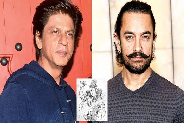 aamir khan to play krishna in mahabharata