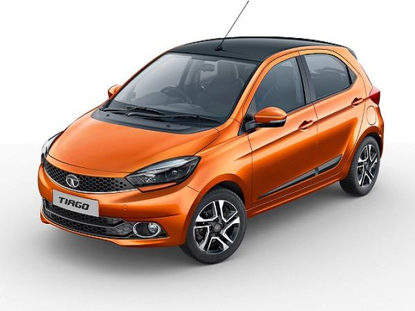 tata tiago xz car launched in india