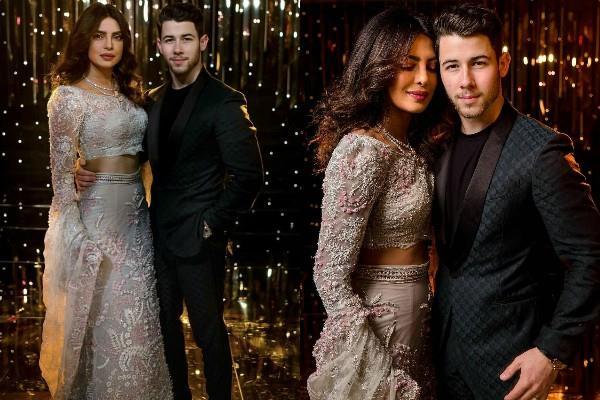 priyanka nick to host a wedding reception for hollywood