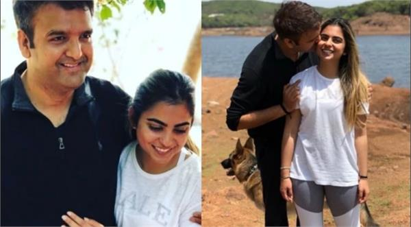 isha ambani romantic dance with fiancee anand piramal